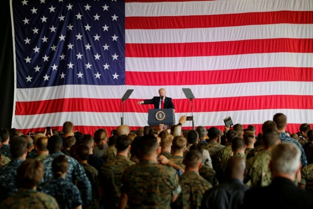Trumps Affirms the Exclusion of Transgender from US Military