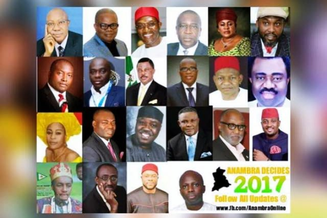 Anambra Election2017