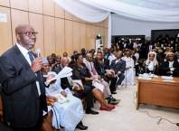 Valedictory Session For Late Justice Andrews Otutu Obaseki