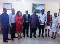 Arise O Nigeria Team And Delta Culture And Tourism Commissioner