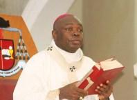 Catholic Archbishop Augustine Obiora Akubueze