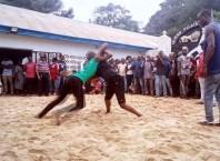 Traditional Wrestling - Mgba-Ututu