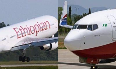 Ethiopian Airlines and Arik Air