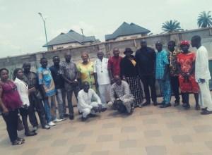 ARPP Delta State Executive Members