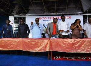 Delta Entertainers Meet Over Unity Concert