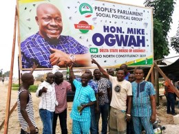 People's Parliament Social Group in Support of Mike Ogwah