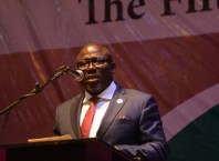 Delta Speaker, Rt. Hon. Sheriff Oborewori Speaking at the 5th Criminal Justice Reform Conference organised by the NBA Criminal Justice Reform Committee in Asaba