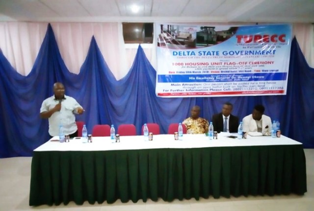 Delta TURECC Managed by Engr. Uto Peter Elvis
