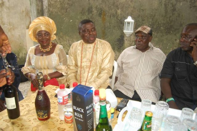 Warri South West PDP Members