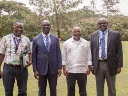 Obaseki Meets IITA DG