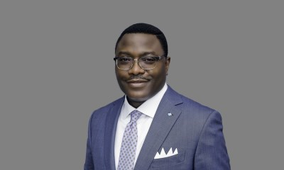 Mr. Obeahon Ohiwerei,Group Managing Director/CEO Keystone Bank Limited