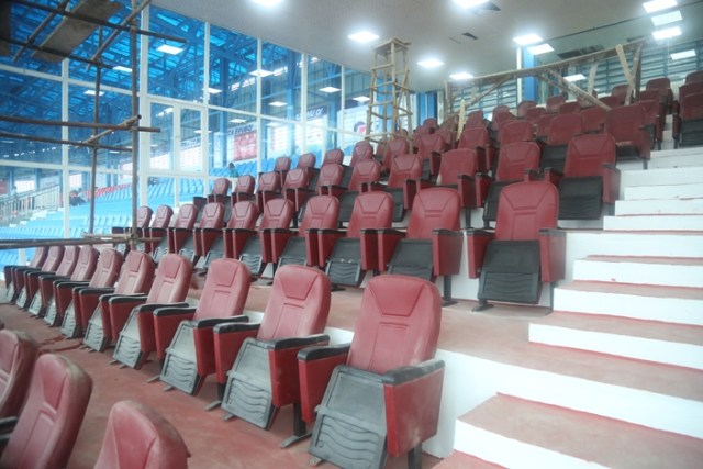 VVIP Session Stephen Keshi Stadium