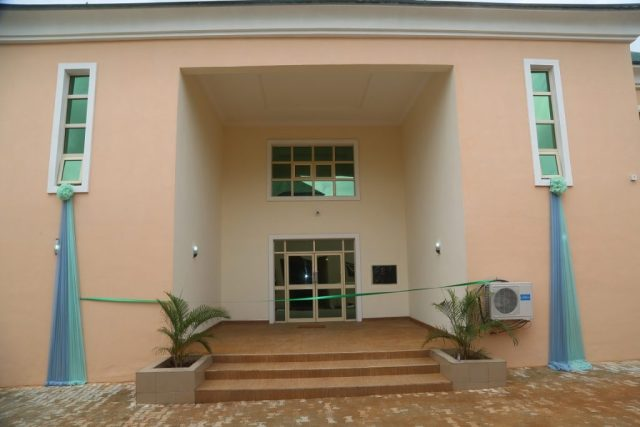 Completed 1stPhase of the Delta State CAN Secretariat Complex in Asaba, Delta State