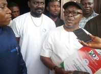 Mike Ogwah PDP Nomination Form (2)