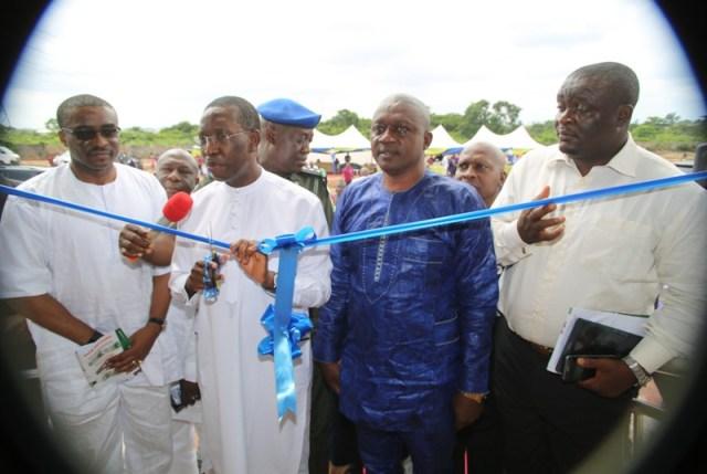 Okowa Commissions Governance Villa Housing Estate