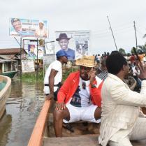 Friday Osanebi Inspects Flood Damages in Beneku (6)