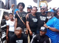 Nollywood Actors support Governor Okowa Second Term Bid