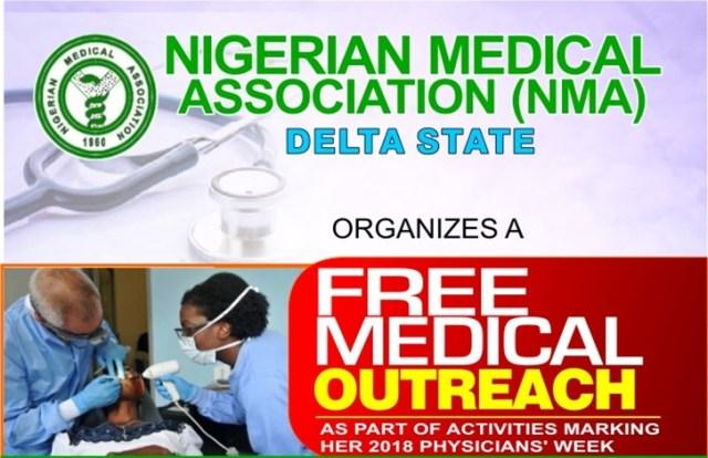 NMA Delta Free Medical Outreach