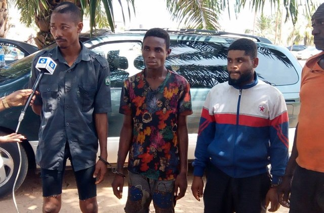 Money Ritual Suspects Linked To The Murder Of Miss Elozino Ogege