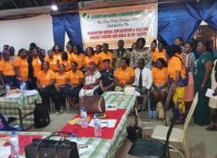 Group Photograph of Participants at the Advocacy Programme Organized by Community Empowerment and Development Initiative for IDP Camps