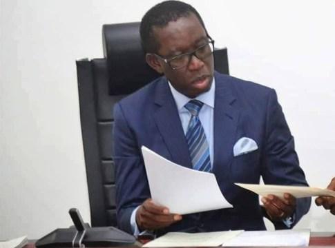 Governor Ifeanyi Okowa