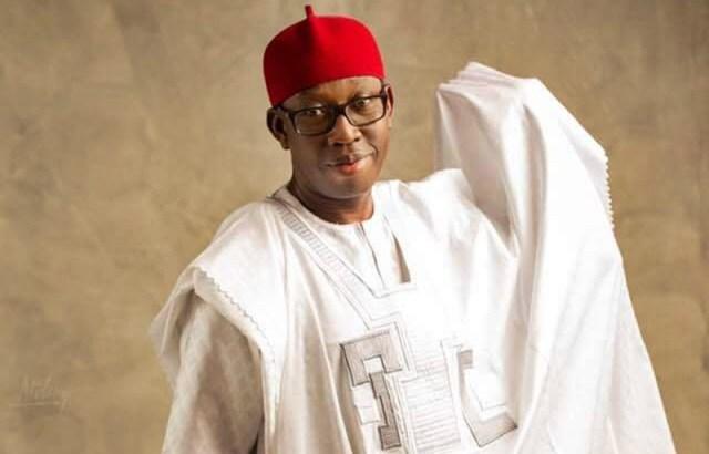 Delta State Governor, Senator Dr. Ifeanyi Okowa