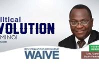 Rev Francis Ejiroghene Waive