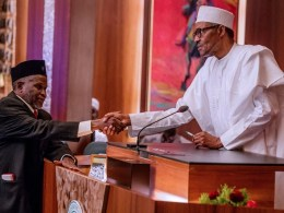 President Buhari Appoints Justice Tanko as New Chief Justice of Nigeria