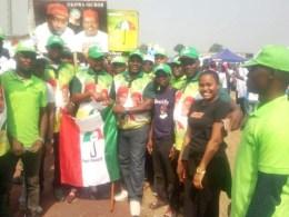 Hon. Christopher Ochor Ochor Picks PDP Flag as Candidate for Ukwuani State Constituency