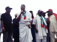 Great Ogboru Campaigns in Ogwashi-Uku