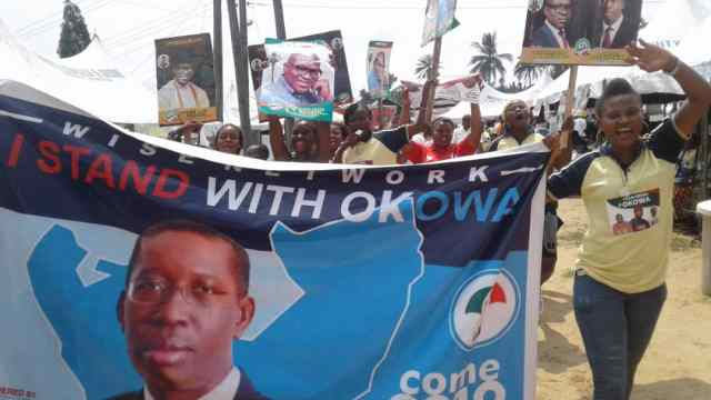 Ughelli South Chapter of Wise Network - Okowa Victory Foundation