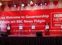 BBC News Pidgin Governorship Debate
