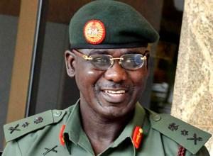 Lt. Gen. Tukur Yusufu Buratai