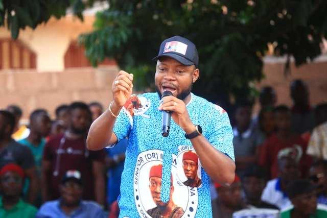 Hon Emeka Nwaobi, Member Representing Aniocha North Constituency