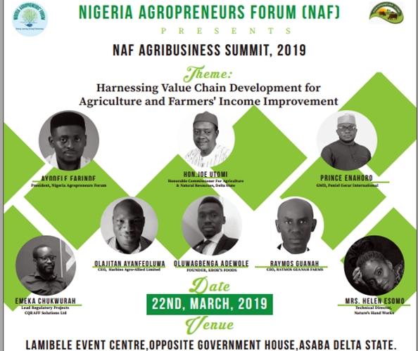 Nigeria Agropreneurs Forum