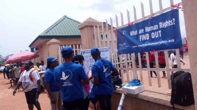 Youth For Human Rights International Asaba
