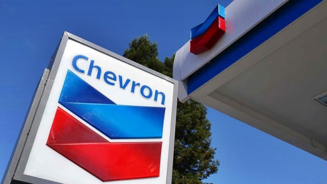 American Oil Giant, Chevron