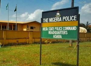 Delta State Police Command, Asaba