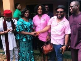 Delta Government Commends Azuka and Ify Foundation