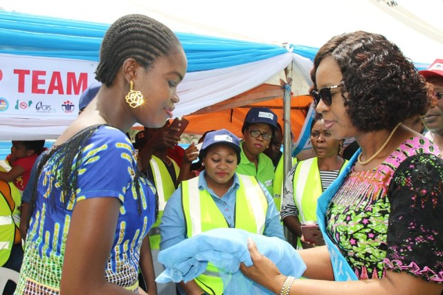 Distribution of Free Long Lasting Insecticidal Nets in Delta State