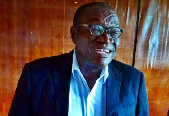 Comrade Henry Chukwuemeka Iloba