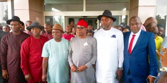Delta State Commissioners