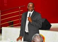 Mr. Peter Mrakpor Esq., Delta State Commissioner for Justice and Attorney-General