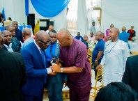 Governor Obaseki Meets Aggrieved Edo APC Members