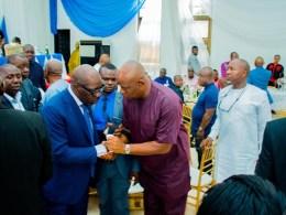Governor Obaseki Meets Aggrieved Edo APC Members