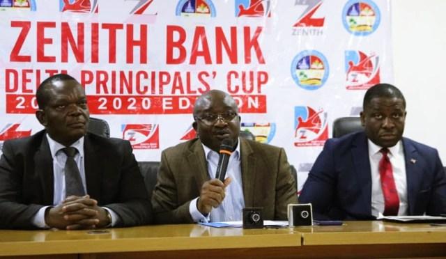 2019/2020 Zenith Bank Delta Principals' Cup Football Competition