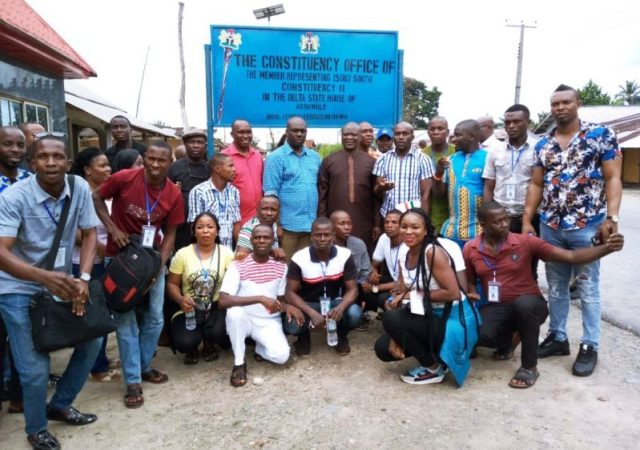 36 Isoko South II Constituents and beneficiaries of Okpobrisi Sustainable Development Scheme