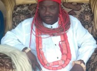 HRM, King Emmanuel Warewini Arikawei, Paramount Ruler of Obotebe Kingdom in Burutu Local Government Area of Delta State