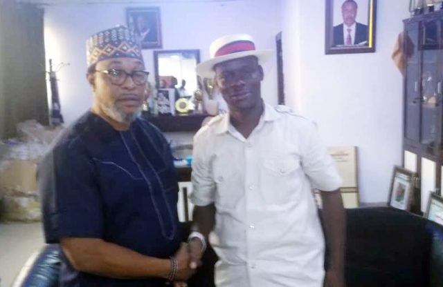 Tonobok Okowa and Sheriff Mulade