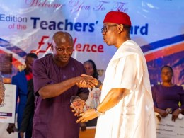 Delta Teachers Bag Cars and Cash Awards